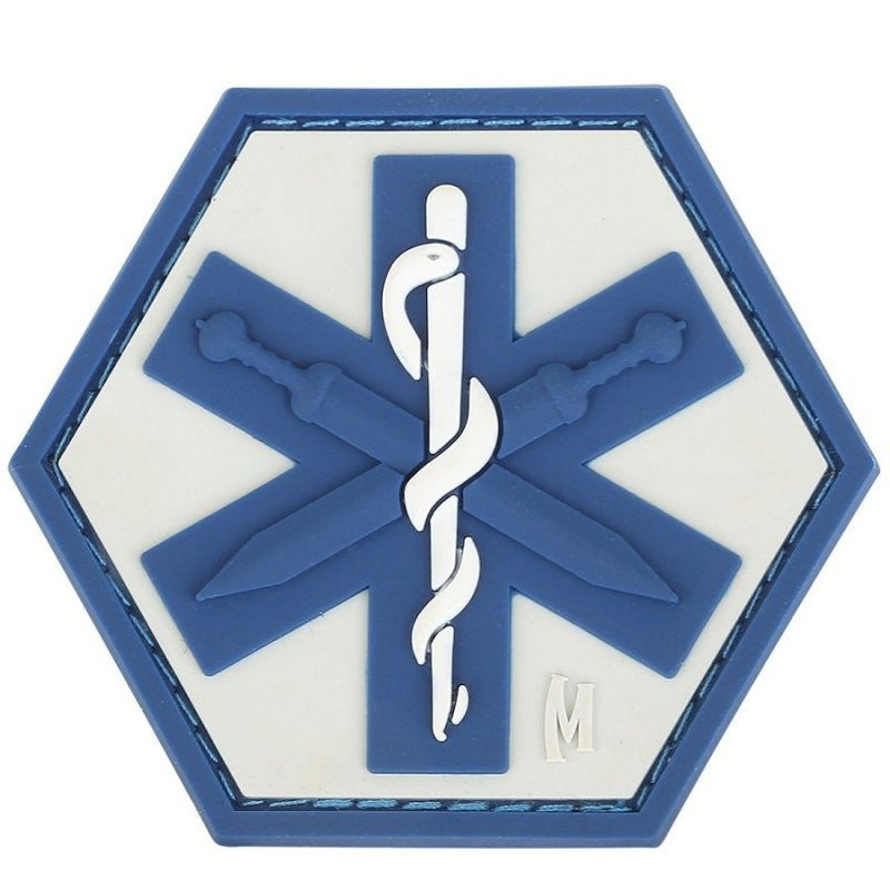 MAXPEDITION MEDIC GLADII PATCH - FULL COLOR - Hock Gift Shop | Army Online Store in Singapore
