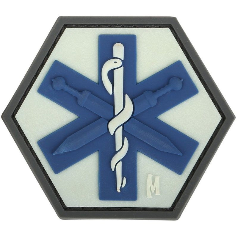 MAXPEDITION MEDIC GLADII PATCH - GLOW - Hock Gift Shop | Army Online Store in Singapore