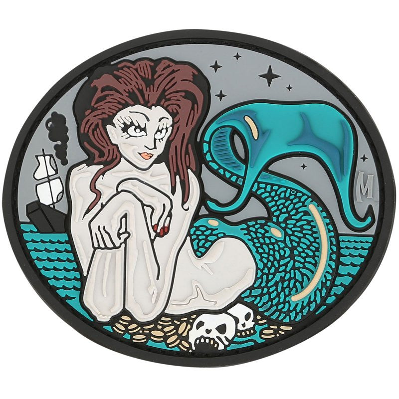 MAXPEDITION MERMAID PATCH - FULL COLOR