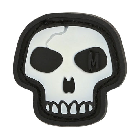 MAXPEDITION MINI SKULL PATCH - GLOW