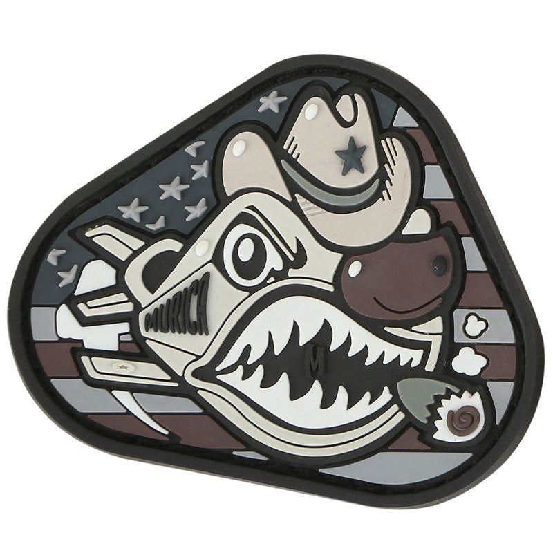 MAXPEDITION MURICA PATCH - SWAT