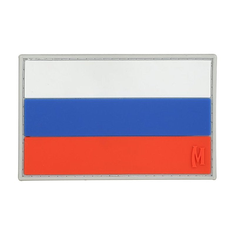 MAXPEDITION RUSSIAN FEDERATION FLAG PATCH - FULL COLOR - Hock Gift Shop | Army Online Store in Singapore