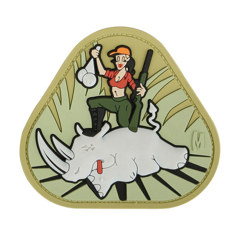 MAXPEDITION SAFARI SHERYL PATCH - FULL COLOR - Hock Gift Shop | Army Online Store in Singapore