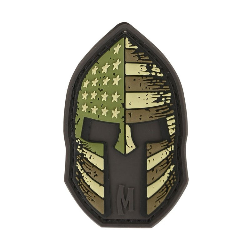 MAXPEDITION STARS AND STRIPES SPARTAN PATCH - ARID - Hock Gift Shop | Army Online Store in Singapore