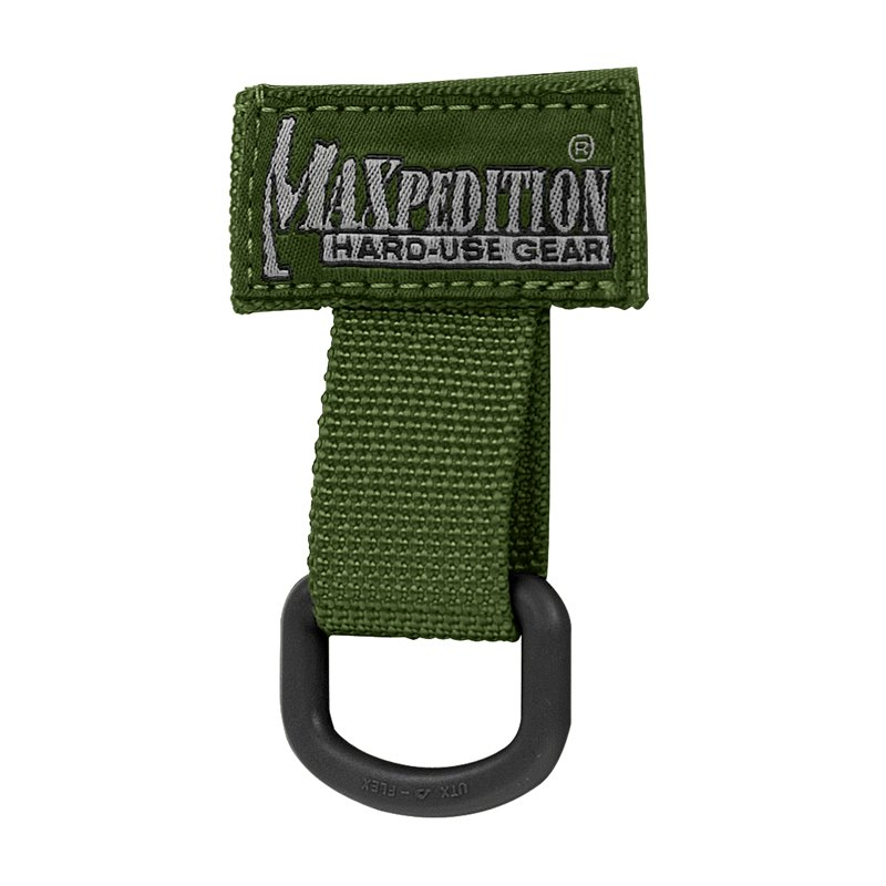 MAXPEDITION TACTICAL T-RING - OD GREEN - Hock Gift Shop | Army Online Store in Singapore