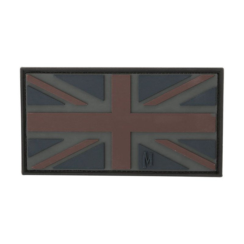 MAXPEDITION UK FLAG PATCH - STEALTH