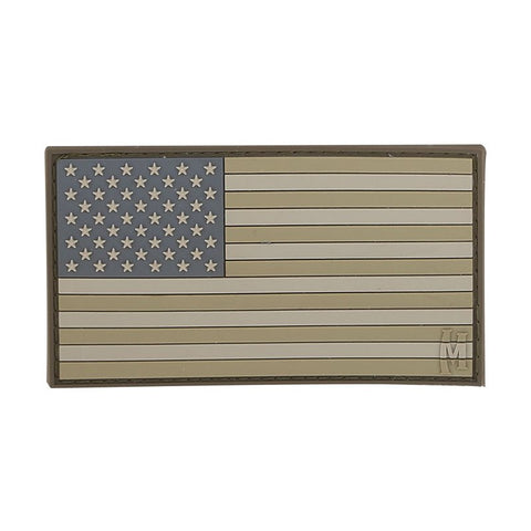 MAXPEDITION USA FLAG PATCH - ARID