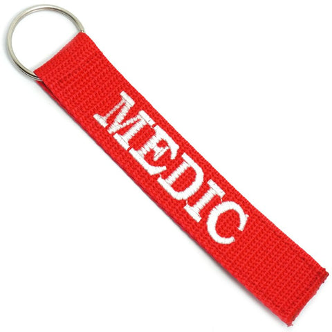 HGS KEY CHAIN - MEDIC - Hock Gift Shop | Army Online Store in Singapore