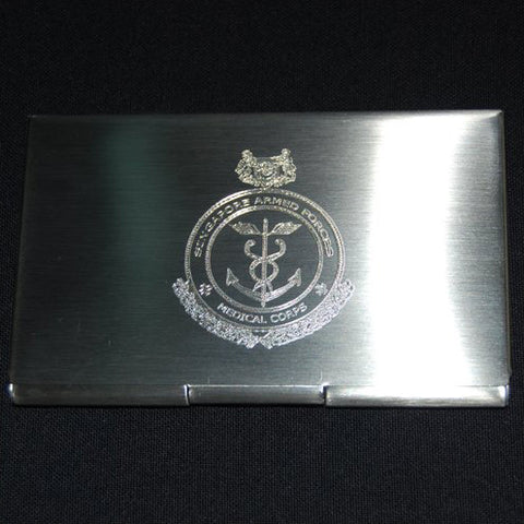 MEDIC NAME CARD HOLDER - Hock Gift Shop | Army Online Store in Singapore