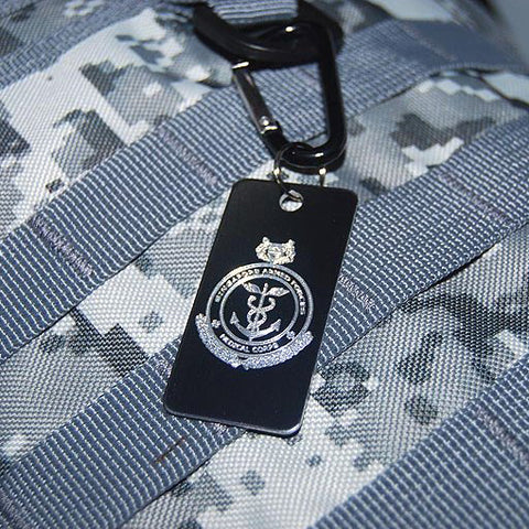 UNIT LUGGAGE TAG - MEDICAL CORP - Hock Gift Shop | Army Online Store in Singapore