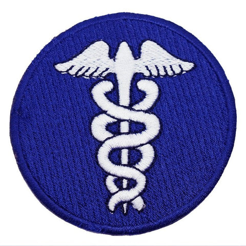 MEDICAL WING PATCH - BLUE - Hock Gift Shop | Army Online Store in Singapore