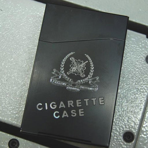 MES CIGARETTE CASE - Hock Gift Shop | Army Online Store in Singapore