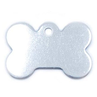 MINI BONE METAL TAG (STAINLESS STEEL) - Hock Gift Shop | Army Online Store in Singapore