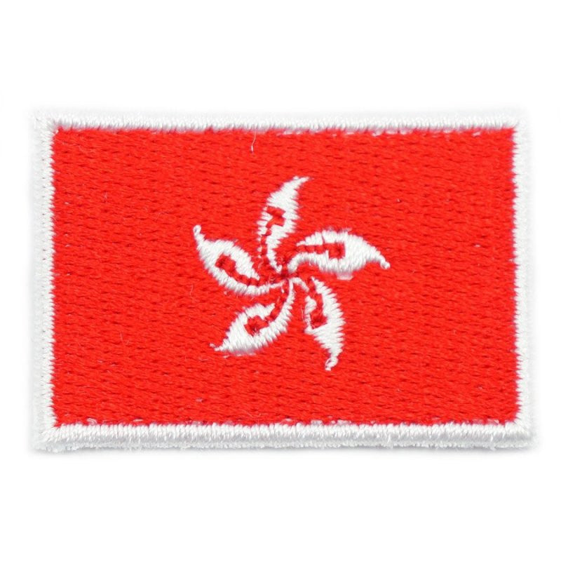 Hong Kong Flag (Mini) - Hock Gift Shop | Army Online Store in Singapore