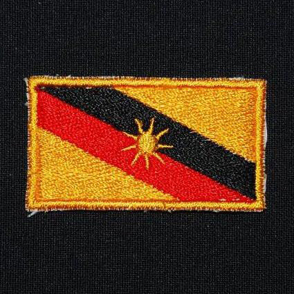 Sarawak Flag (Mini) - Hock Gift Shop | Army Online Store in Singapore