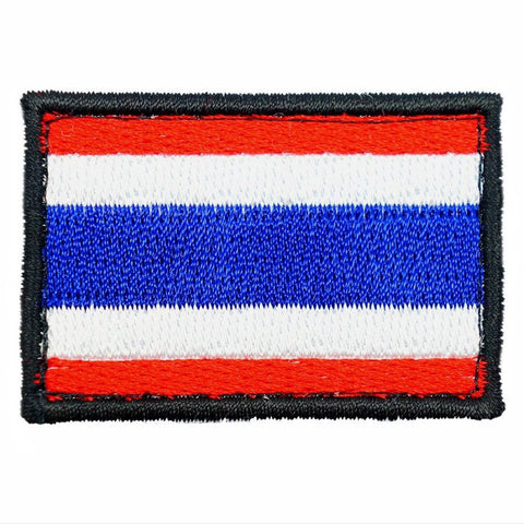 Thailand Flag (Mini) - Black Border - Hock Gift Shop | Army Online Store in Singapore