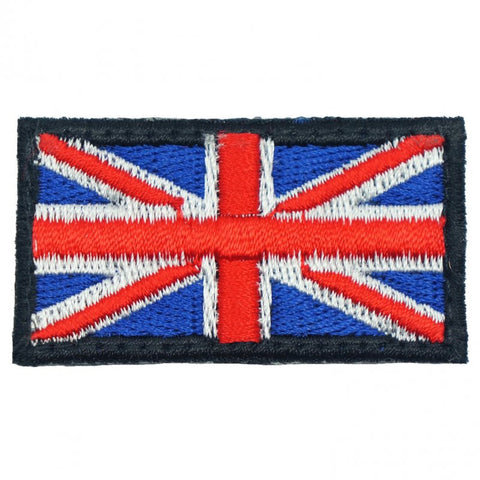 UK Flag (Mini) - Black Border