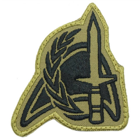 MODERN INFANTRY PATCH - OLIVE GREEN - Hock Gift Shop | Army Online Store in Singapore