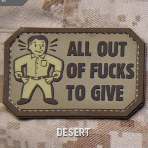 MSM ALL OUT PVC - DESERT - Hock Gift Shop | Army Online Store in Singapore