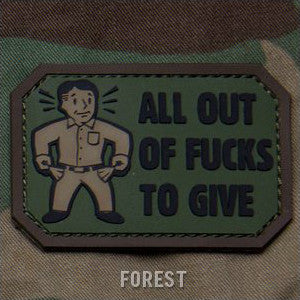 MSM ALL OUT PVC - FOREST - Hock Gift Shop | Army Online Store in Singapore
