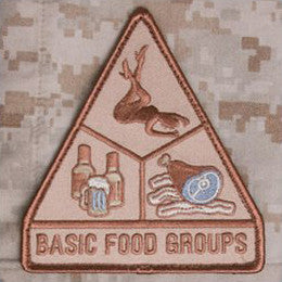 MSM BASIC FOOD GROUPS - DESERT - Hock Gift Shop | Army Online Store in Singapore