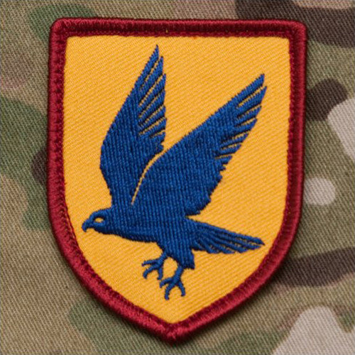 MSM BLUE FALCON - FULL COLOR - Hock Gift Shop | Army Online Store in Singapore