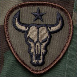 MSM BULL SKULL - FOREST - Hock Gift Shop | Army Online Store in Singapore