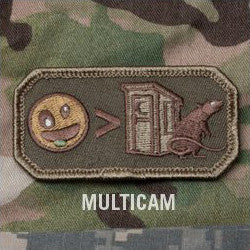MSM CRAZIER THAN - MULTICAM - Hock Gift Shop | Army Online Store in Singapore