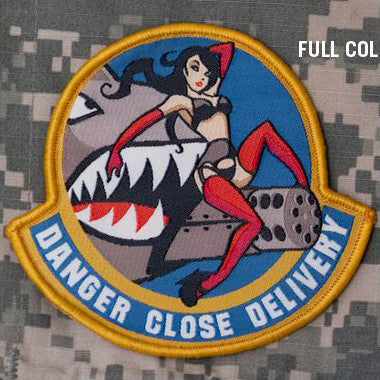MSM DANGER CLOSE - FULL COLOR - Hock Gift Shop | Army Online Store in Singapore