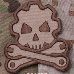 MSM DEATH MECHANIC - DESERT - Hock Gift Shop | Army Online Store in Singapore