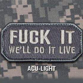 MSM DO IT LIVE - ACU LIGHT - Hock Gift Shop | Army Online Store in Singapore
