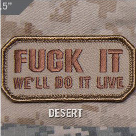 MSM DO IT LIVE - DESERT - Hock Gift Shop | Army Online Store in Singapore