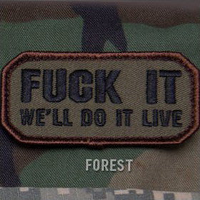 MSM DO IT LIVE - FOREST - Hock Gift Shop | Army Online Store in Singapore