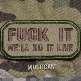 MSM DO IT LIVE - MULTICAM - Hock Gift Shop | Army Online Store in Singapore
