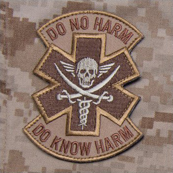 MSM DO NO HARM - PIRATE - DESERT - Hock Gift Shop | Army Online Store in Singapore