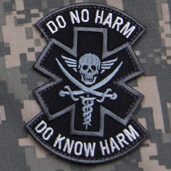 MSM DO NO HARM - PIRATE - SWAT - Hock Gift Shop | Army Online Store in Singapore