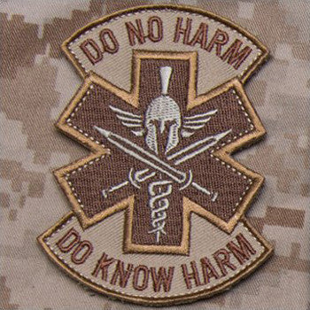 MSM DO NO HARM - SPARTAN - DESERT - Hock Gift Shop | Army Online Store in Singapore