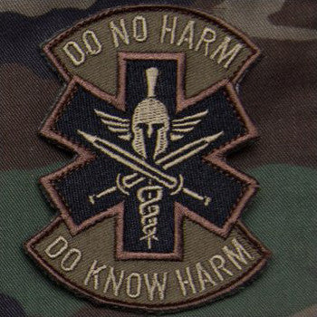 MSM DO NO HARM - SPARTAN - FOREST - Hock Gift Shop | Army Online Store in Singapore