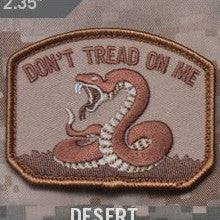 MSM DON'T TREAD - DESERT - Hock Gift Shop | Army Online Store in Singapore
