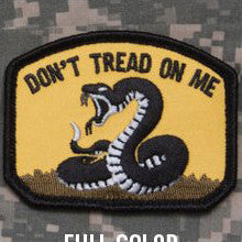 MSM DON'T TREAD - FULL COLOR - Hock Gift Shop | Army Online Store in Singapore