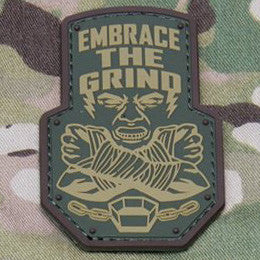 MSM EMBRACE THE GRIND PVC - MULTICAM - Hock Gift Shop | Army Online Store in Singapore