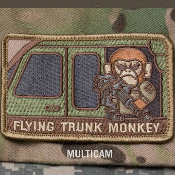 MSM FLYING TRUNK MONKEY - MULTICAM - Hock Gift Shop | Army Online Store in Singapore