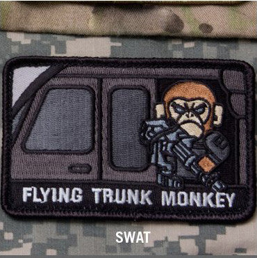 MSM FLYING TRUNK MONKEY - SWAT - Hock Gift Shop | Army Online Store in Singapore