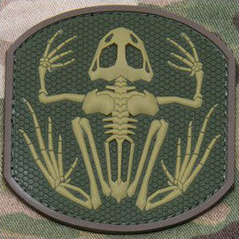 MSM FROG SKELETON PVC - MULTICAM - Hock Gift Shop | Army Online Store in Singapore