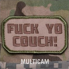MSM FU*K YO COUCH - MULTICAM - Hock Gift Shop | Army Online Store in Singapore