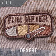 MSM FUN METER - DESERT - Hock Gift Shop | Army Online Store in Singapore