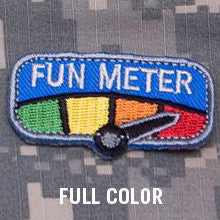 MSM FUN METER - FULL COLOR - Hock Gift Shop | Army Online Store in Singapore