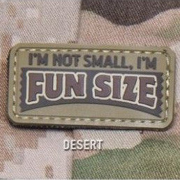 MSM FUN SIZE PVC - DESERT - Hock Gift Shop | Army Online Store in Singapore