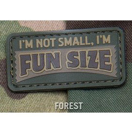 MSM FUN SIZE PVC - FOREST - Hock Gift Shop | Army Online Store in Singapore