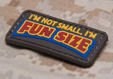 MSM FUN SIZE PVC - FULL COLOR - Hock Gift Shop | Army Online Store in Singapore